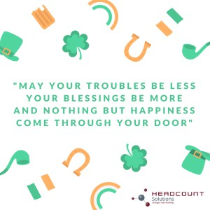 May your troubles be lessYour blessings be moreAnd nothing but happinessCome through your door